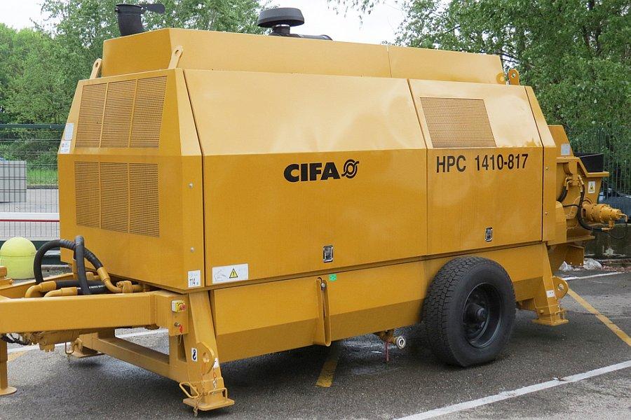 HPC 1410-817 IF8