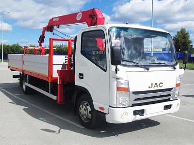 КМУ на JAC N-75