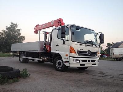 Hino 500 Unic URV-554