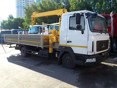 МАЗ 4371Р2-440 Soosan 334
