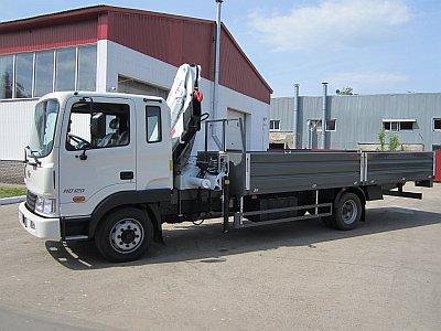 Hyundai HD-120 с КМУ Bonfiglioli P15000