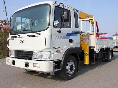 Hyundai HD-120 Soosan 335