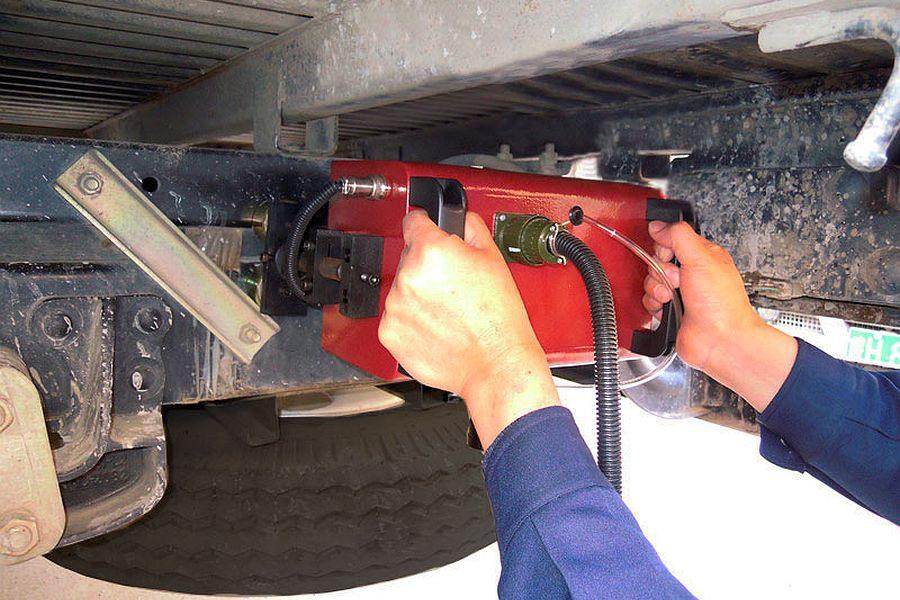 Восстановление, дополнительная маркировка VIN номера грузового автомобиля для ГИБДД