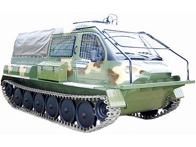 GAZ 34 039 Irbis