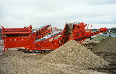 663 Hydrascreen/Supertrak
