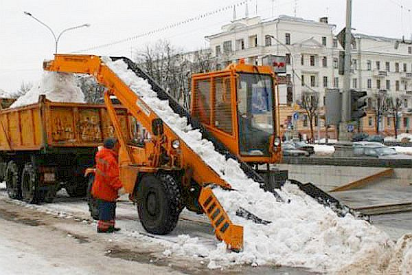 Снегопог��з�ик АМКОДОР 37
