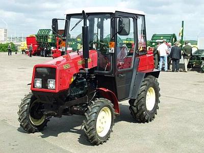 Универсальные мини-тракторы «Беларусь»