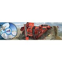 Спецтехника для добычи и переработки горных отвалов и нерудных сроительных материалов